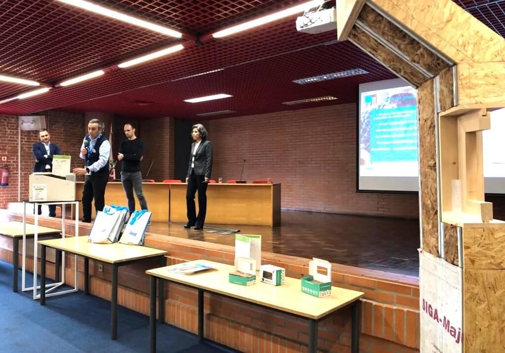 Workshop sobre Fachada Leve centra atenções na 7ª Conferência Passivhaus Portugal
