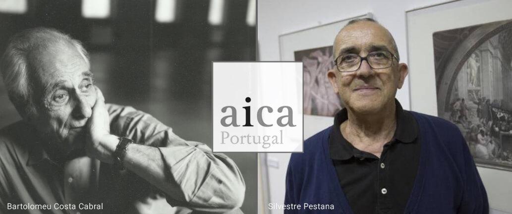 Arquiteto Bartolomeu Costa Cabral e o artista Silvestre Pestana distinguidos com os prémios AICA