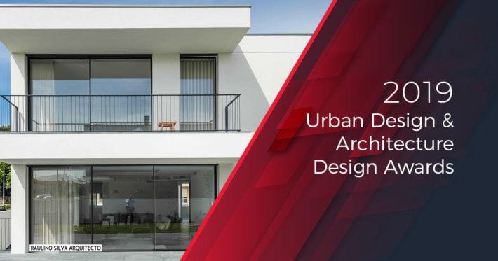 """Arquitetura Portuguesa distinguida no """"Urban Design e Architecture Design Awards 2019"""""""