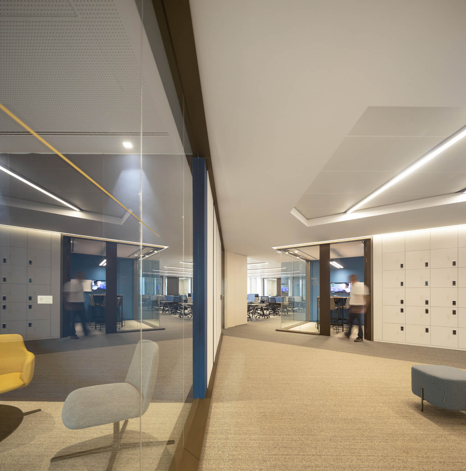 Nova sede da KPMG em Portugal com assinatura da Openbook
