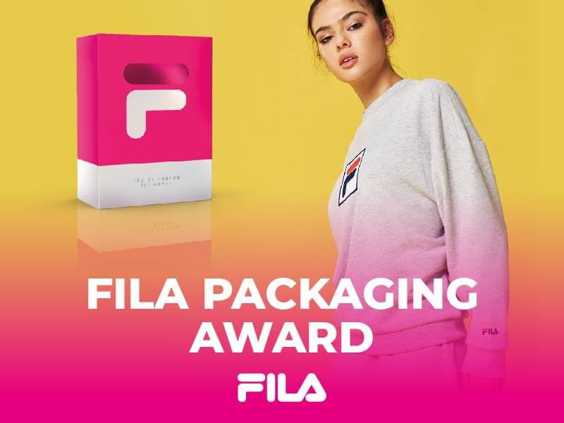 FILA Packaging Award