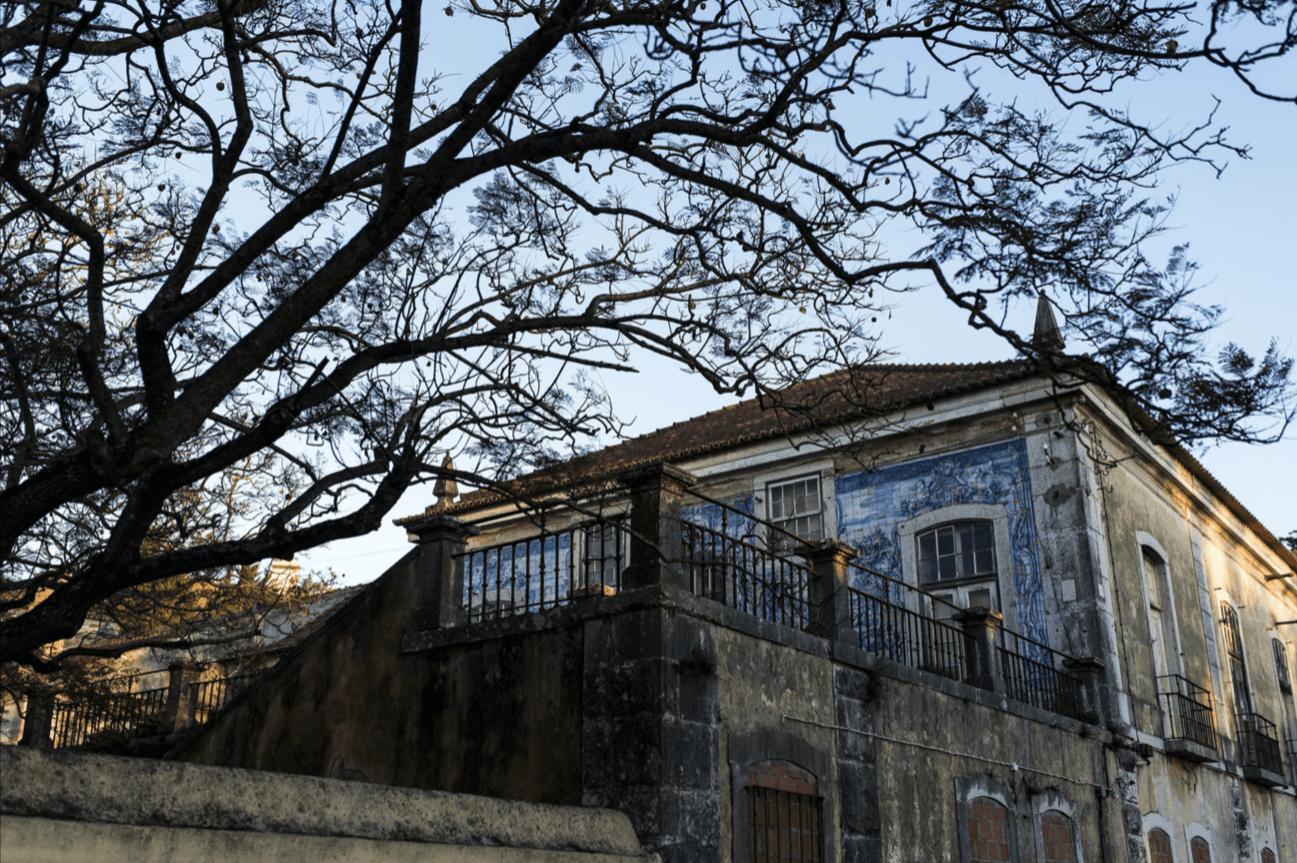 Paço Real de Caxias vai ser um hotel Turim