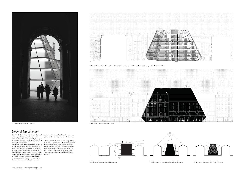 Projeto de Lourenço Vaz Pinto distinguido no concurso 'Paris Affordable Housing Challenge'