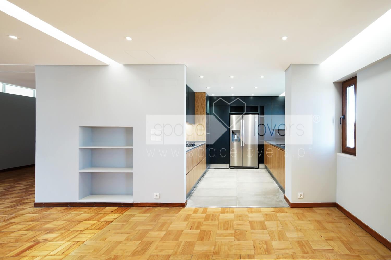Projeto de Arquitetura - Remodelação de apartamento na Encarnação