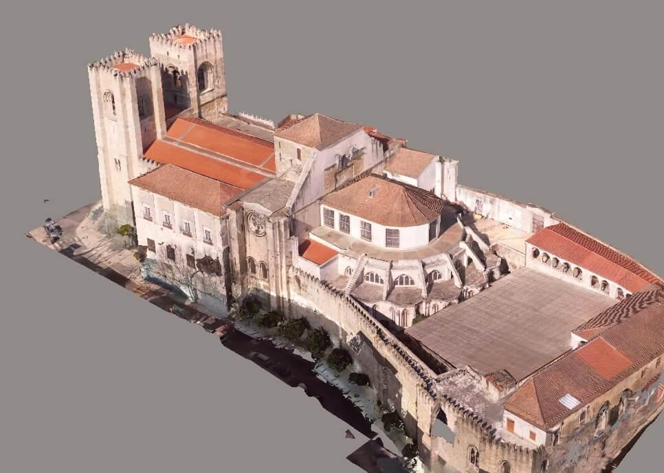 CONTEXTCAPTURE – Modelação da Realidade e criação de modelos 3D a partir de simples fotografias