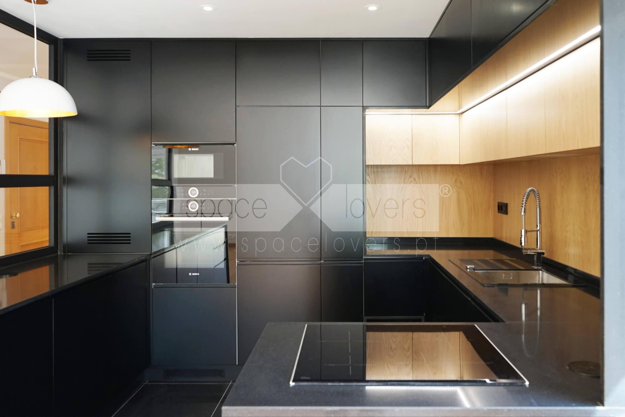 Projeto de Arquitetura - Remodelação de apartamento Parque das Nações