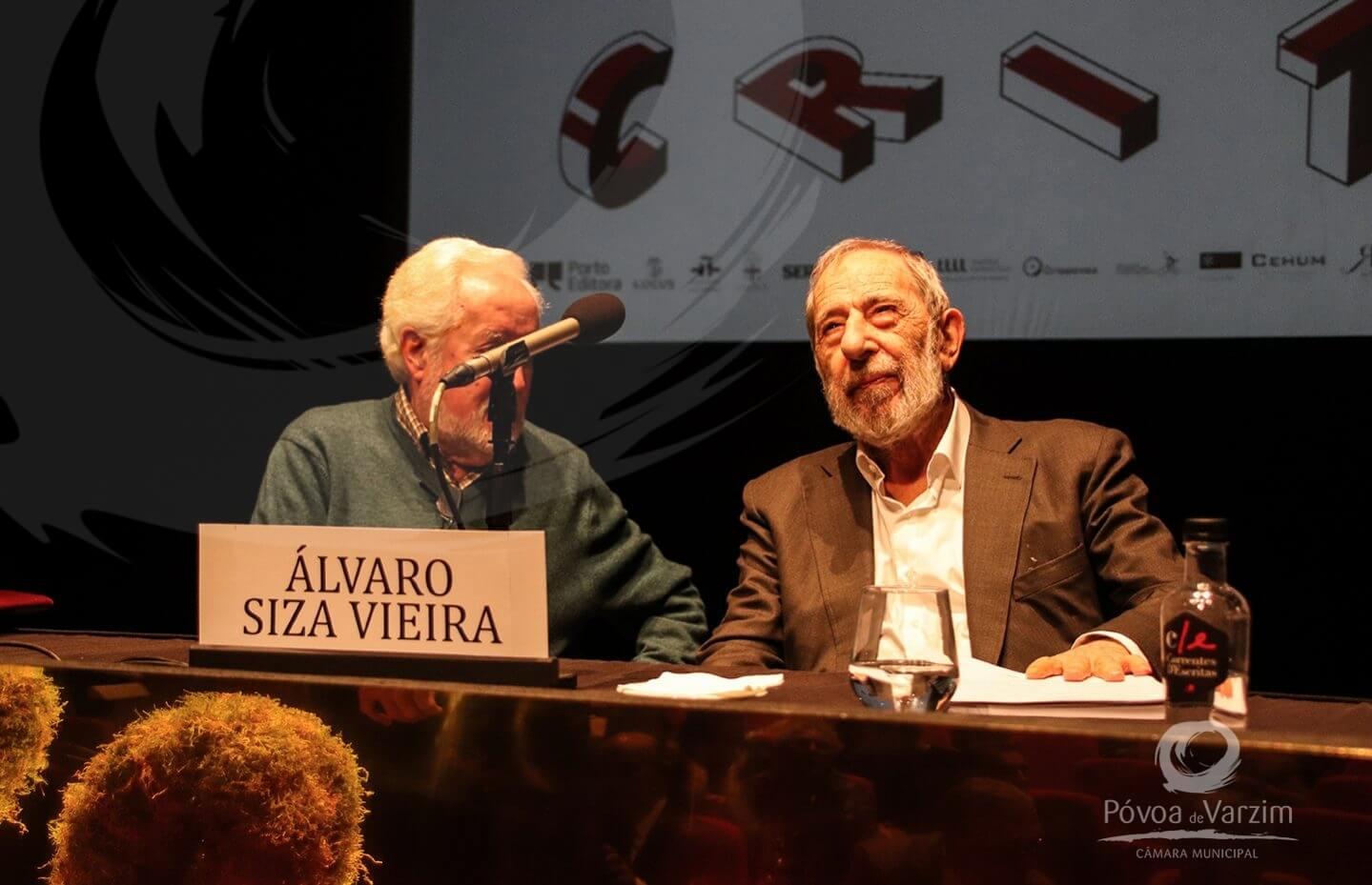"""""""A arquitectura em Portugal está em agonia"""", diz Álvaro Siza"""