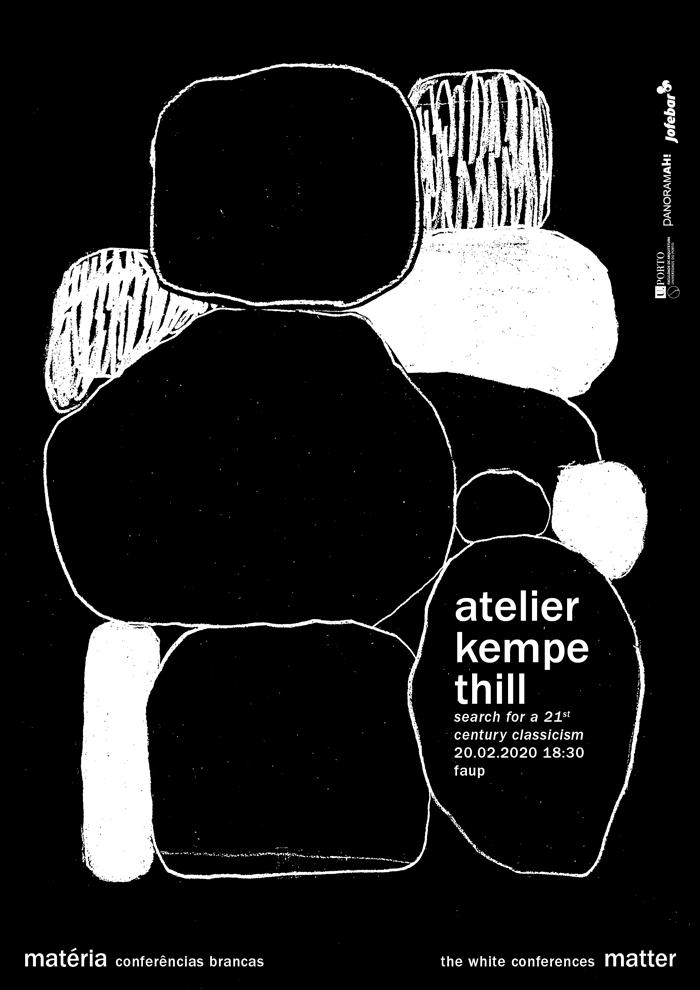 Conferência 'Search for a 21st century classicisim' por Atelier Kempe Thill