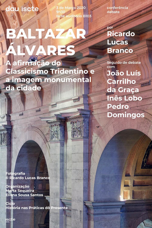 Conferência e Debate – Baltazar Álvares