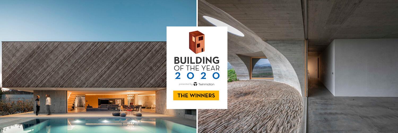 Dois projetos portugueses estão entre os vencedores do Prémio ArchDaily Building of the Year 2020