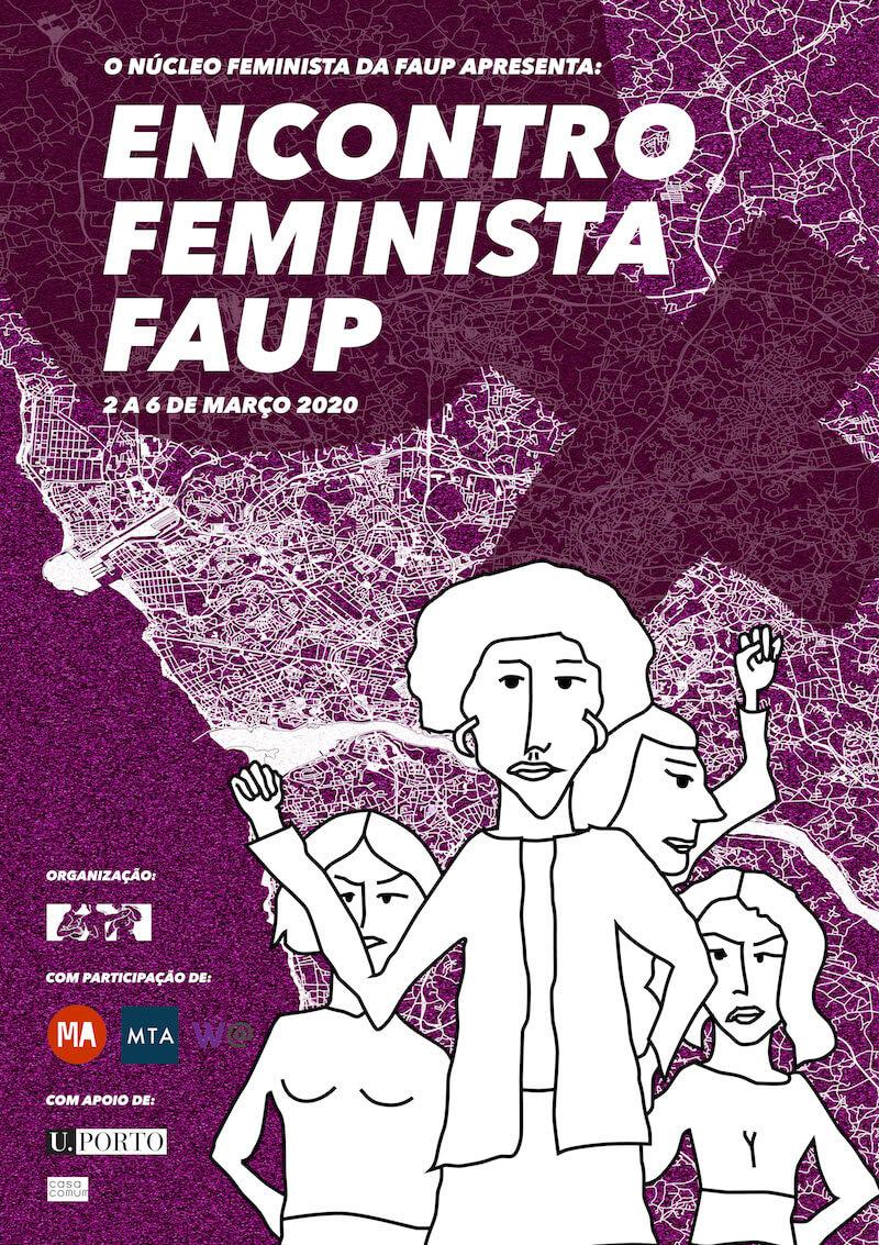 Encontro Feminista da FAUP