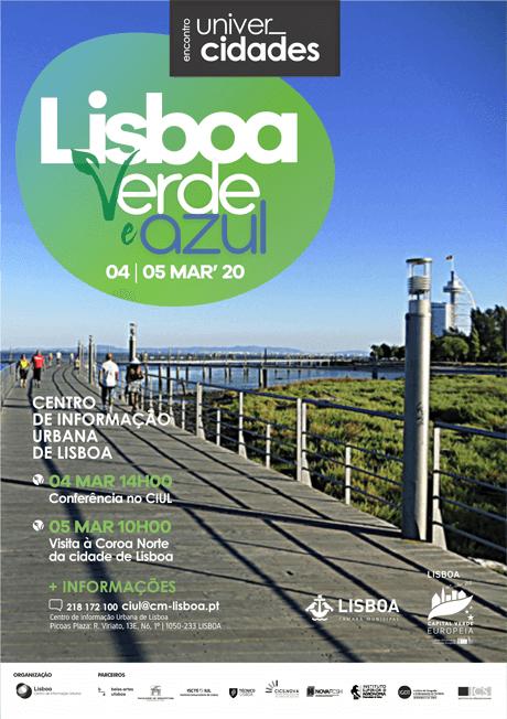 2º Encontro UniverCidades:Lisboa Verde e Azul