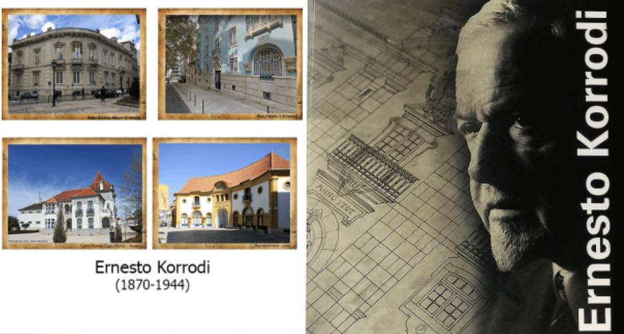 """Exposição """"Ernesto Korrodi: Além da arquitectura"""""""