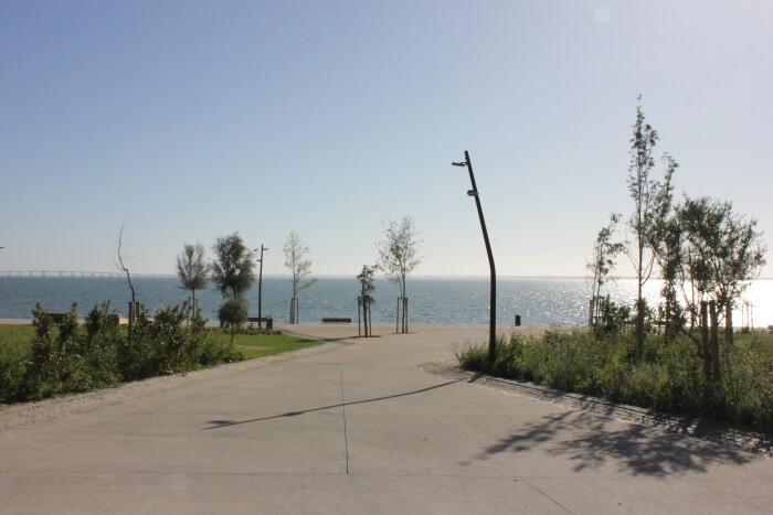 Parque Ribeirinho Oriente