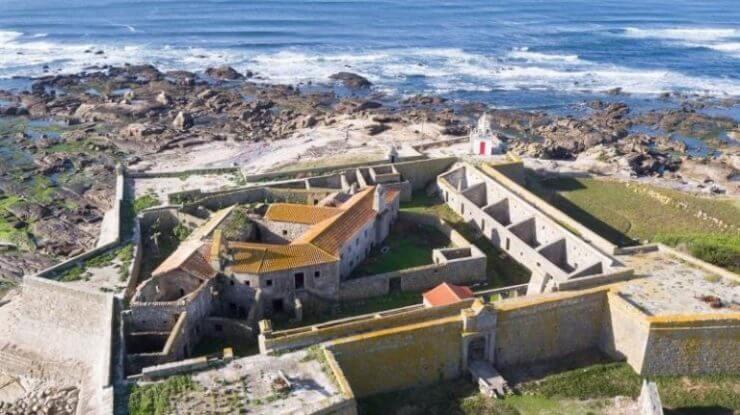 Forte em Caminha reabre como centro turístico com alojamento de quatro estrelas