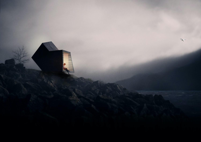 ApOD: Exposição do novo projeto de ArchiSculpture do Arquiteto e Escultor Pedro Léger Pereira