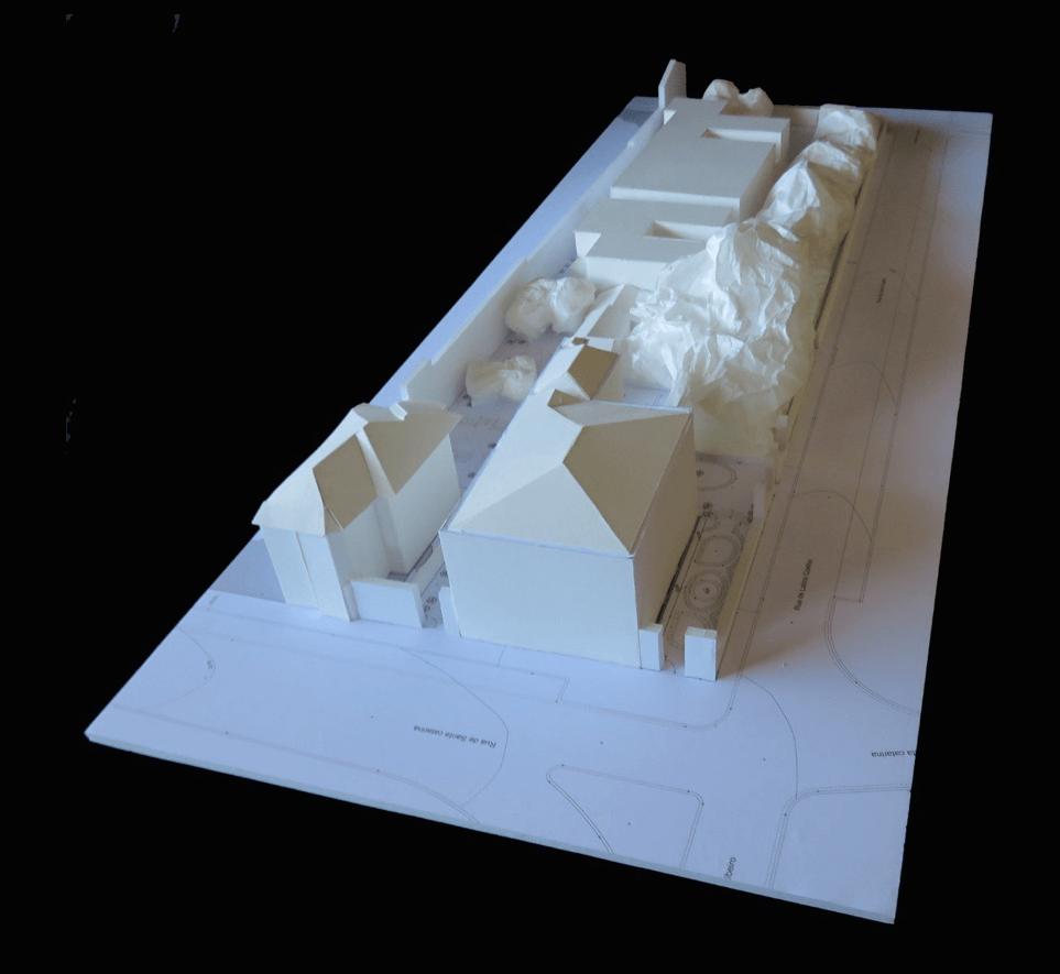 Álvaro Siza vai projectar novo edifício para a Fundação Marques da Silva