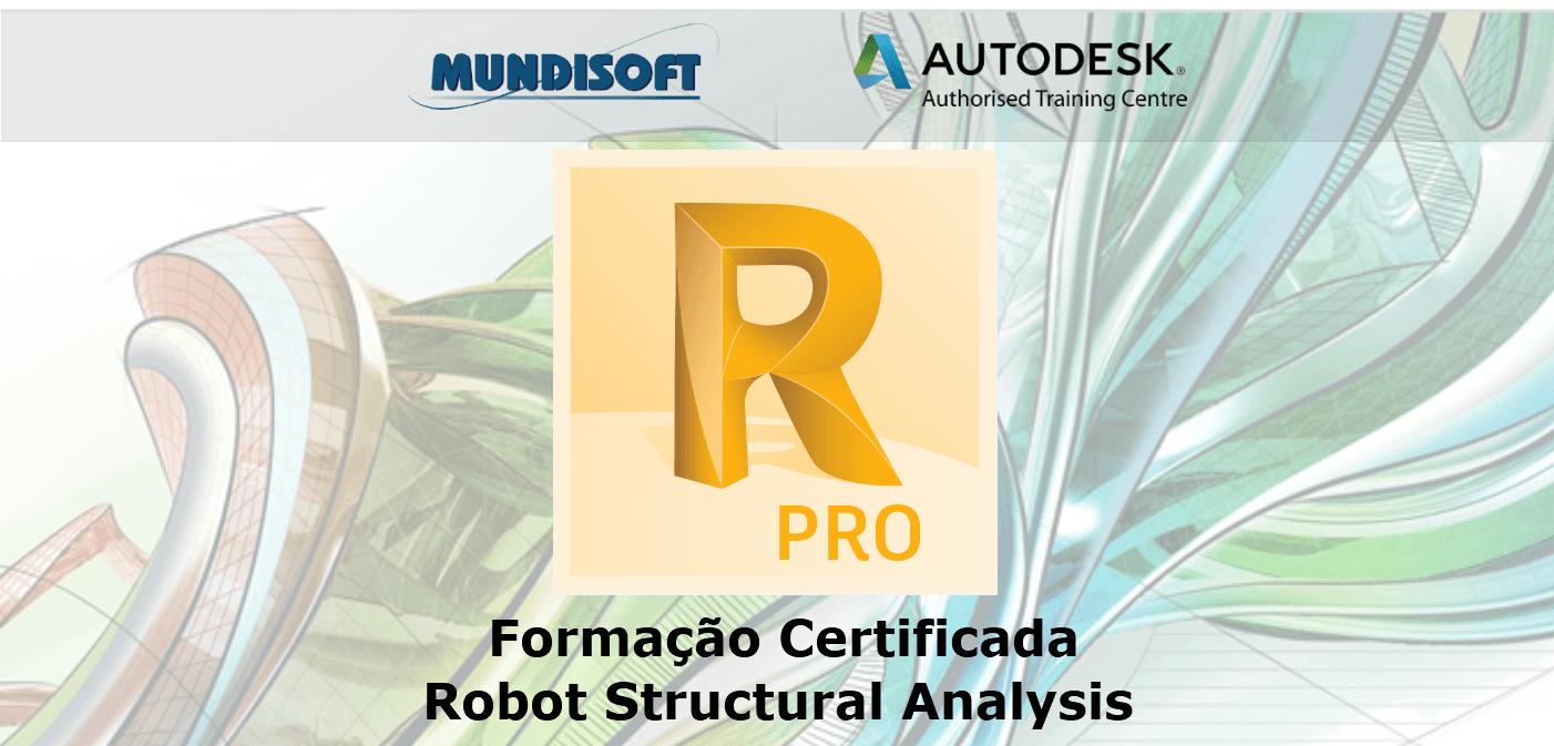 Formação Robot Structural Analysis