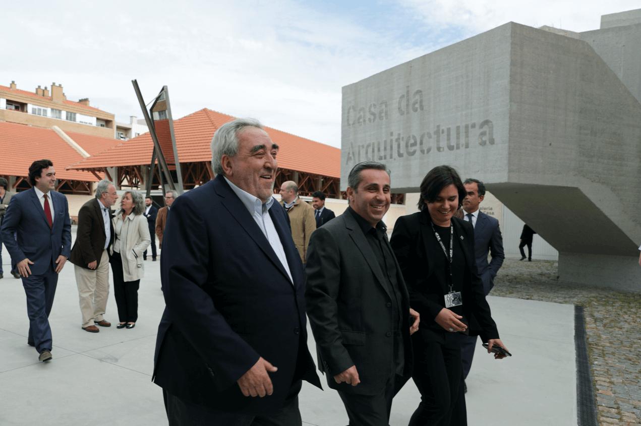 Casa da Arquitectura lança Itinerário Souto de Moura