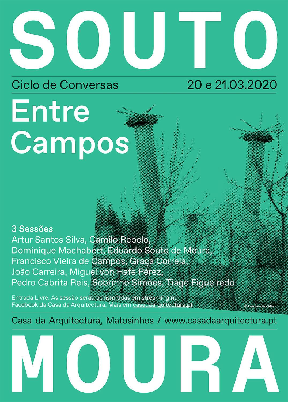 """Ciclo de Conversas """"Entre Campos"""""""