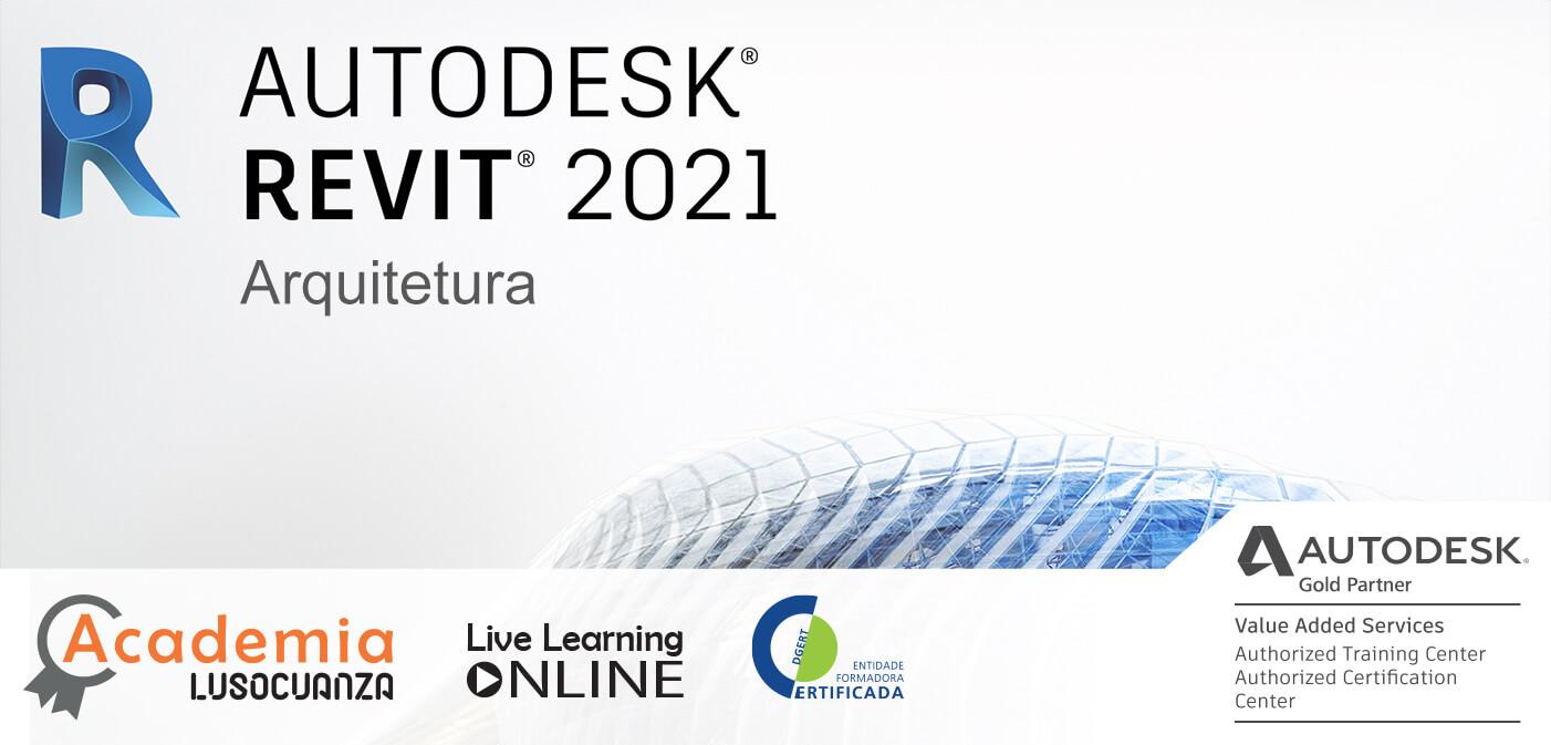 Curso E-Learning – Autodesk Revit para Arquitetura