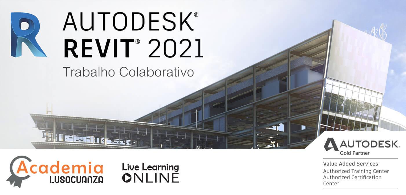 Curso Live Learning – Autodesk Revit Trabalho Colaborativo