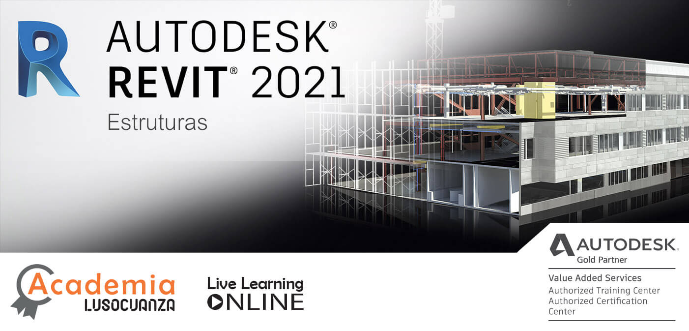 Curso Live Learning – Autodesk Revit para Estruturas