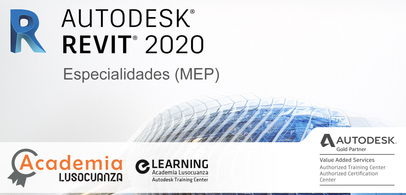 Curso E-Learning – Autodesk Revit para Especialidades (MEP)