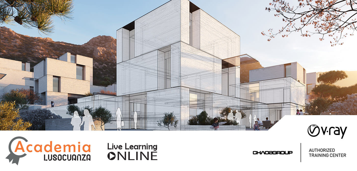 Curso Live Learning – Sketchup Essencial + Vray