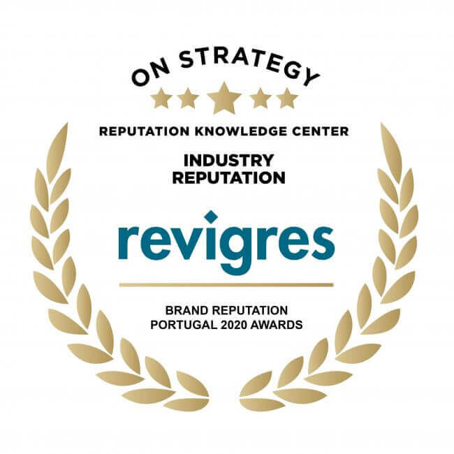 """Revigrés entre as marcas com """"melhor reputação"""" no setor da Indústria"""