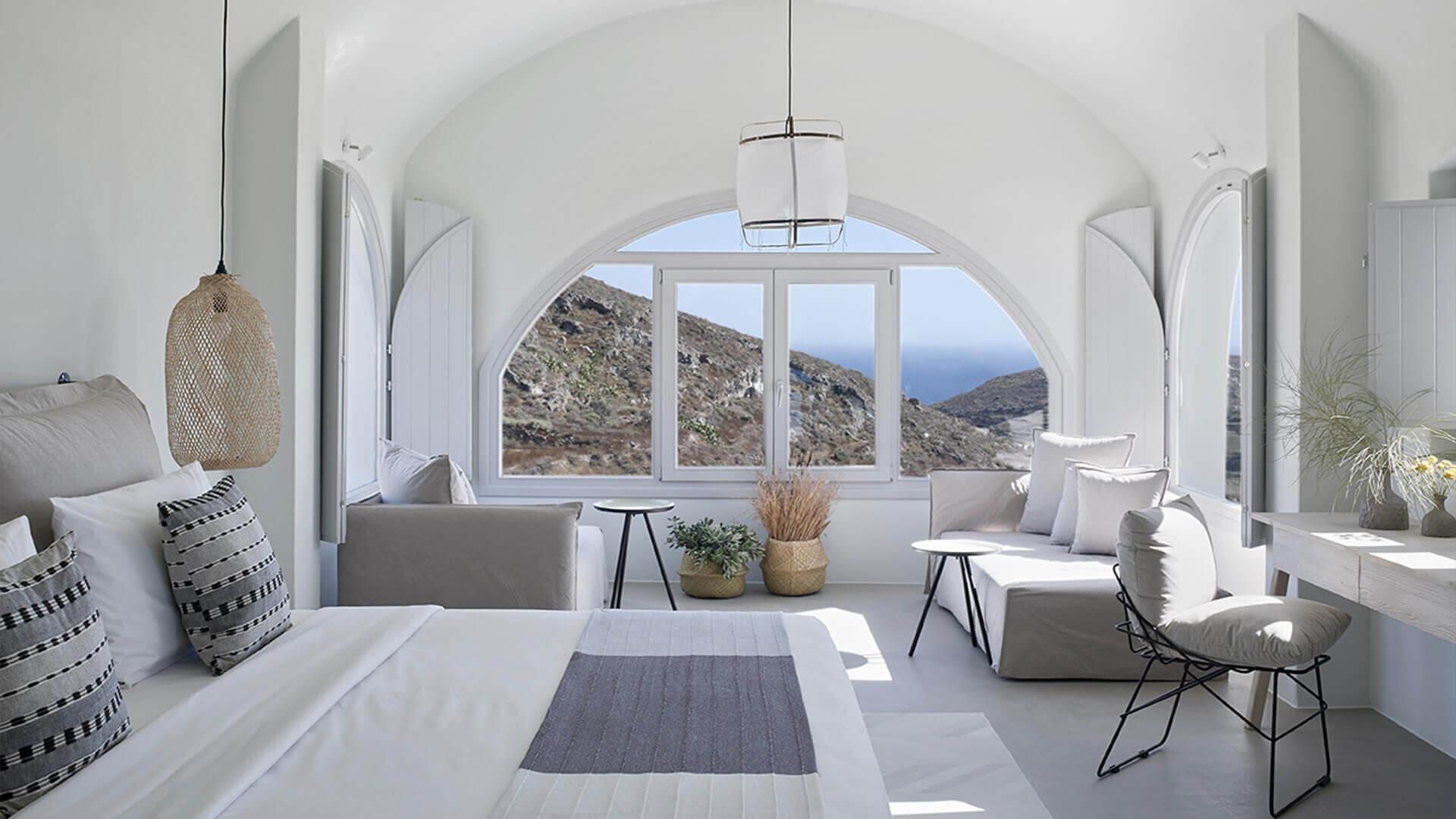 Soluções Water Evolution: Seascape Suites Santorini