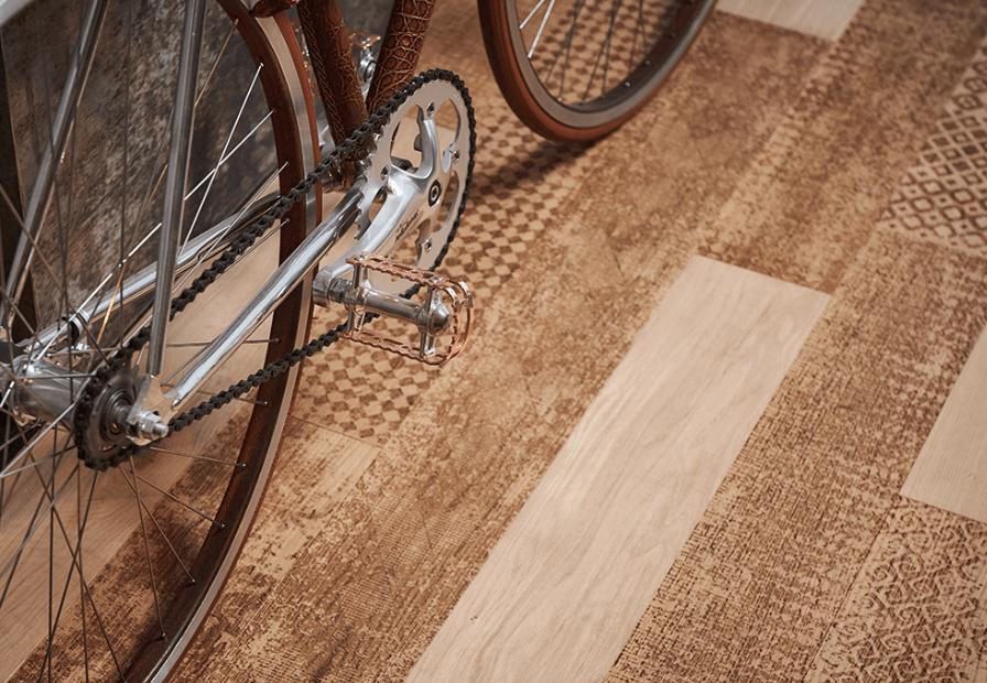 Pavimentos de madeira Unidici da INKIOSTRO BIANCO