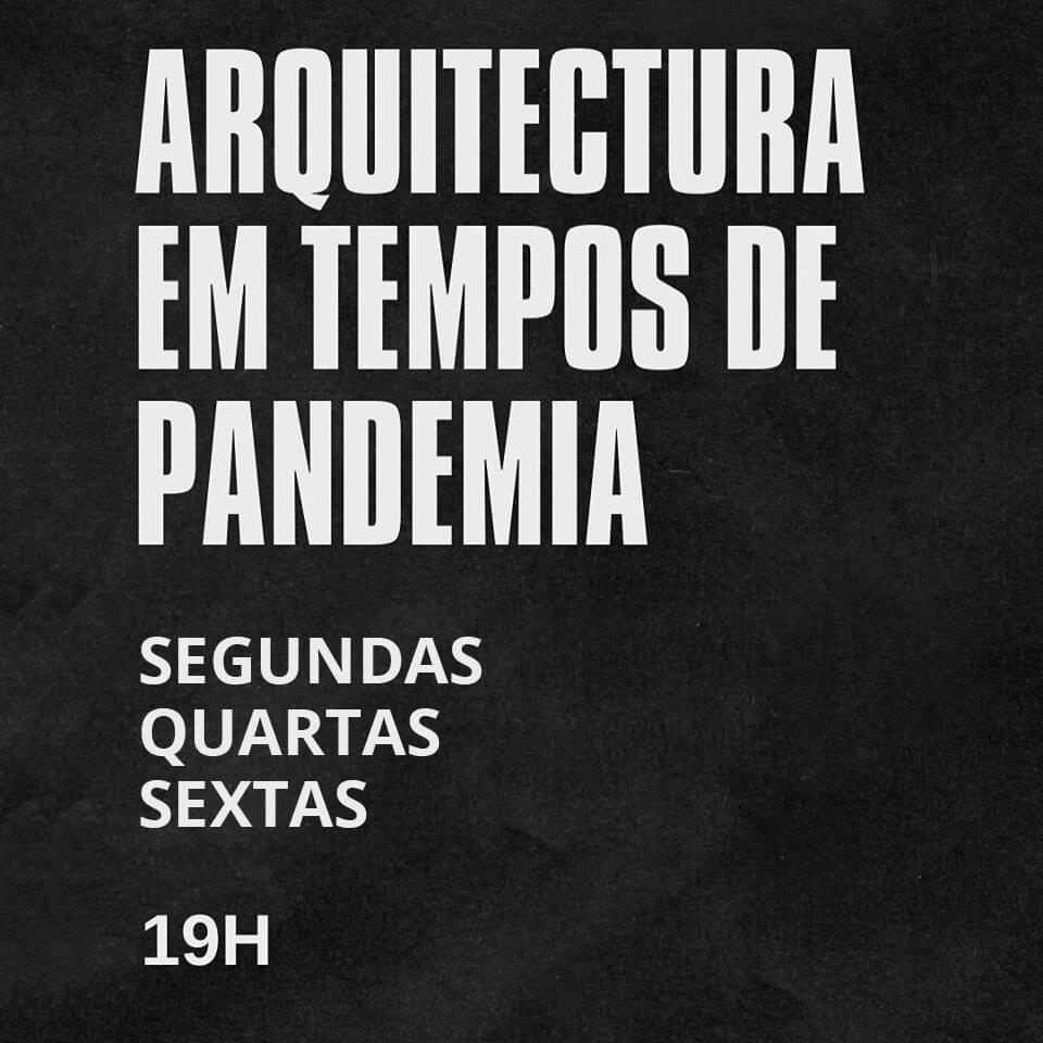 Arquitectura em Tempos de Pandemia por Building Pictures