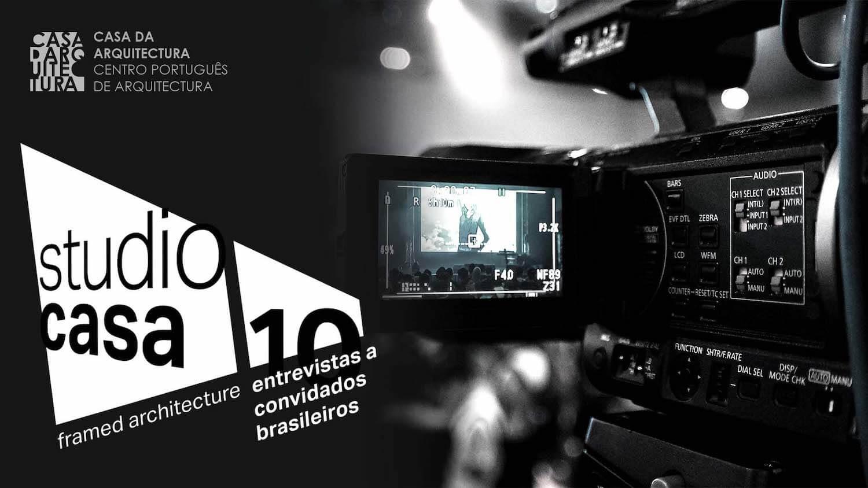 Casa da Arquitectura lança canal de entrevistas