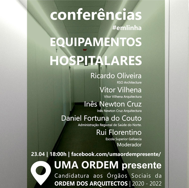 Conferência #emlinha Equipamentos Hospitalares