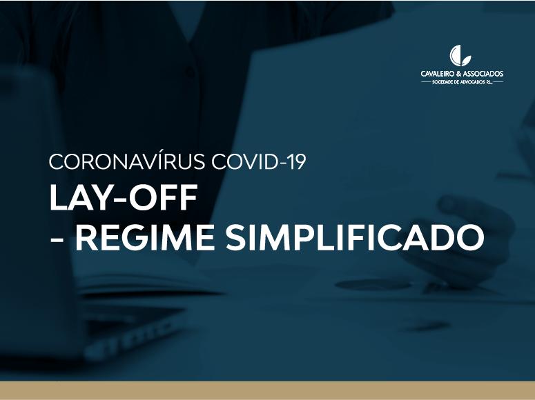 COVID-19: LAY-OFF – Regime Simplificado