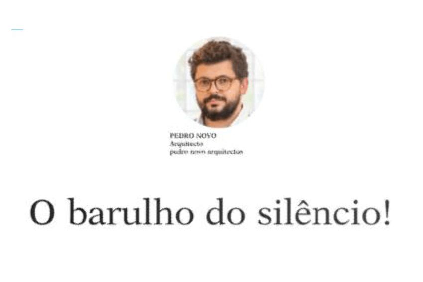 O barulho do silêncio!