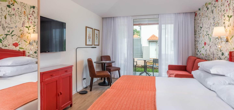 A solução térmica e acústica para Hotelaria