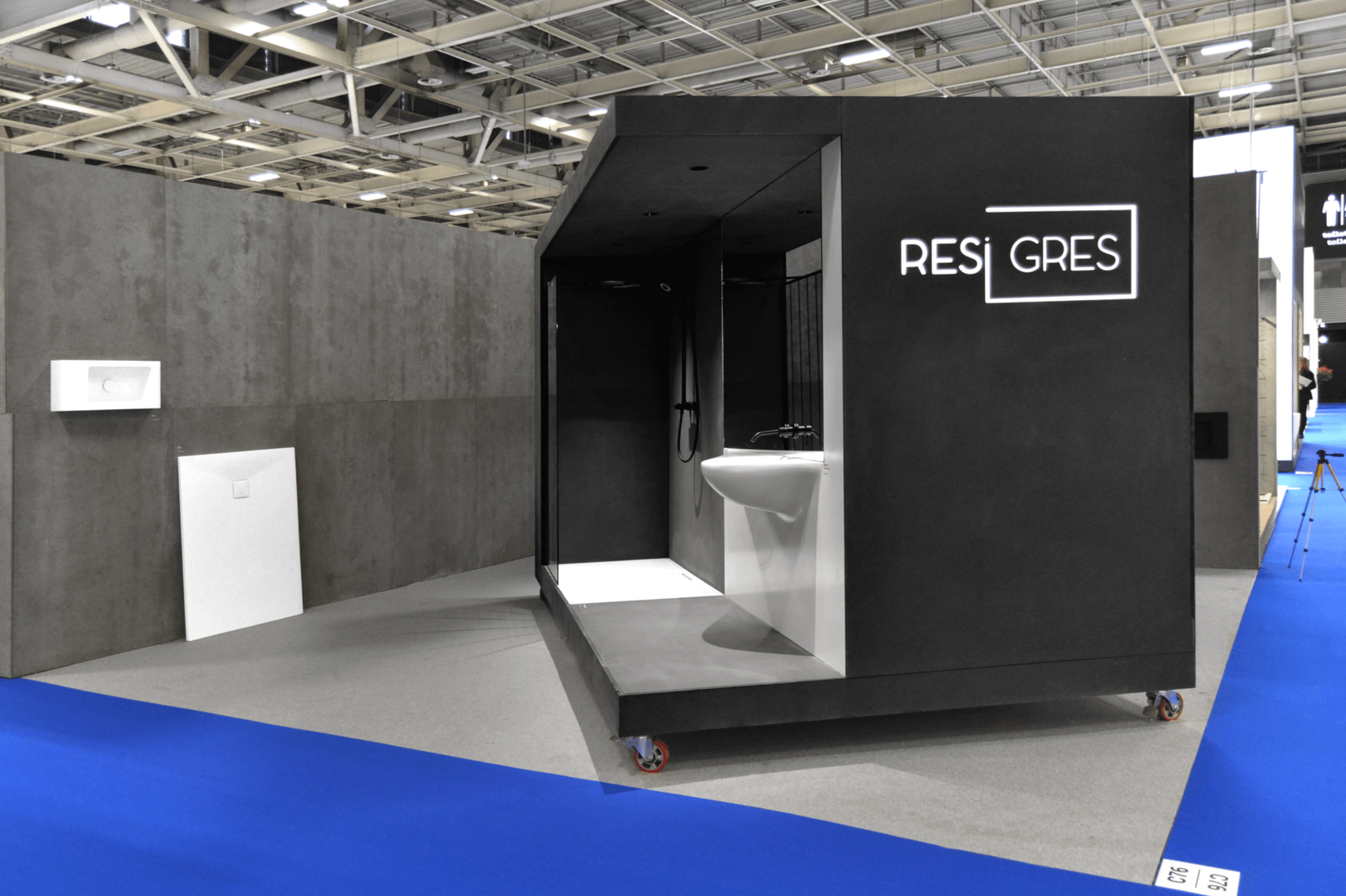Stand Resigres EquipHotel