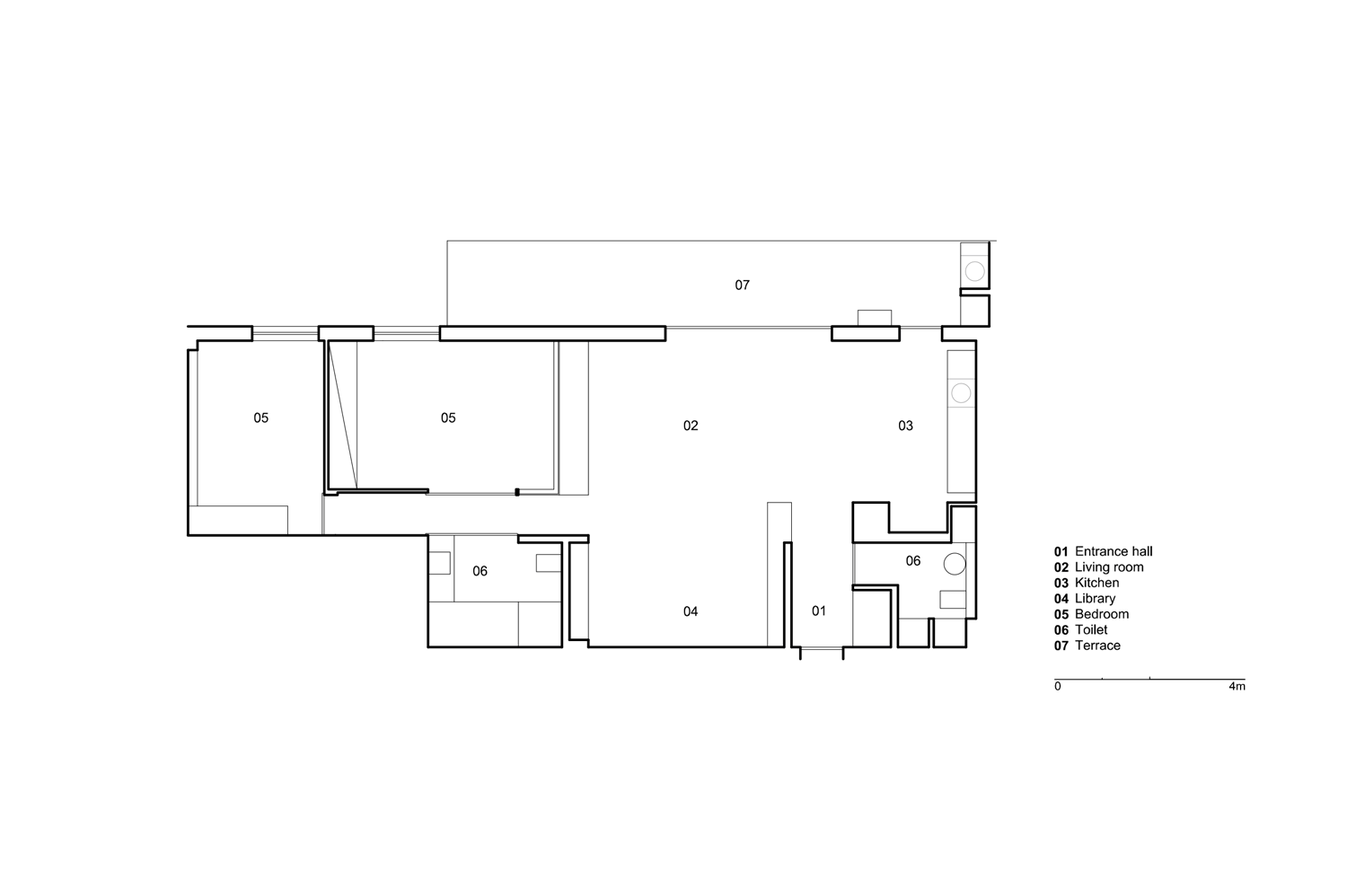 Apartment Renovation in Armação de Pêra