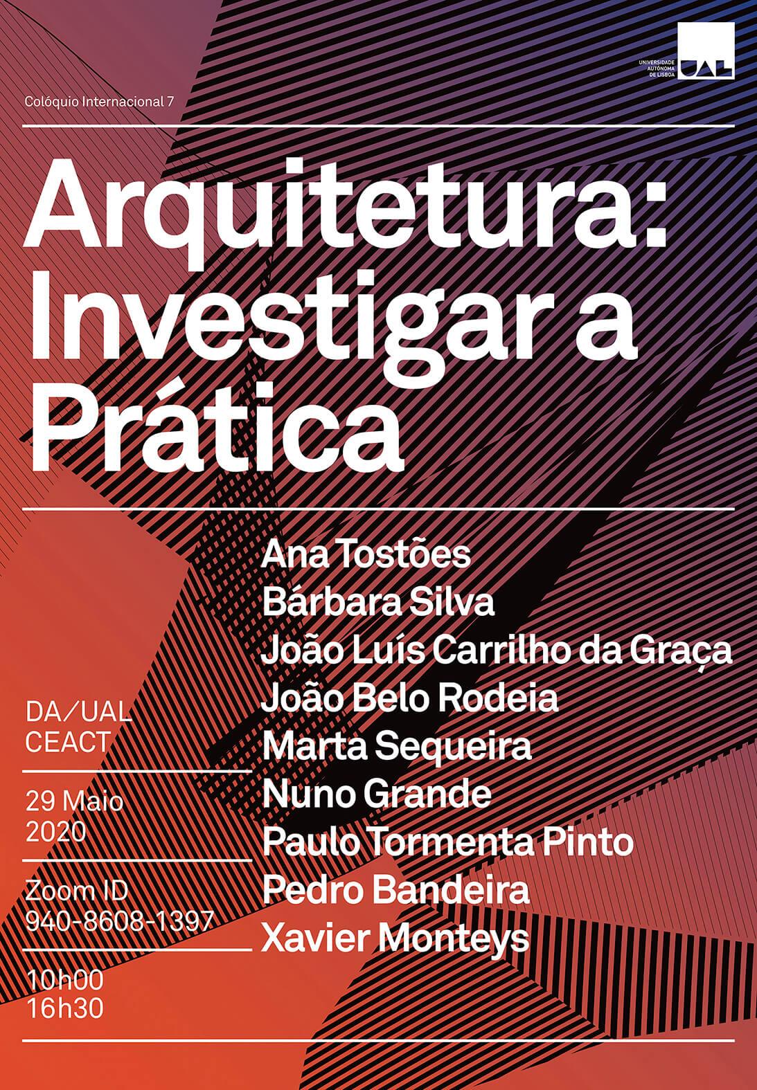 Colóquio Arquitectura - Investigar a Prática_2