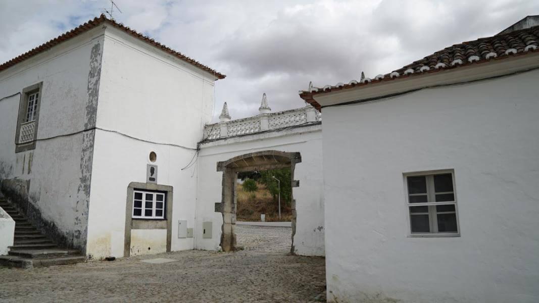 Concessão da exploração do imóvel Quinta do Paço de Valverde