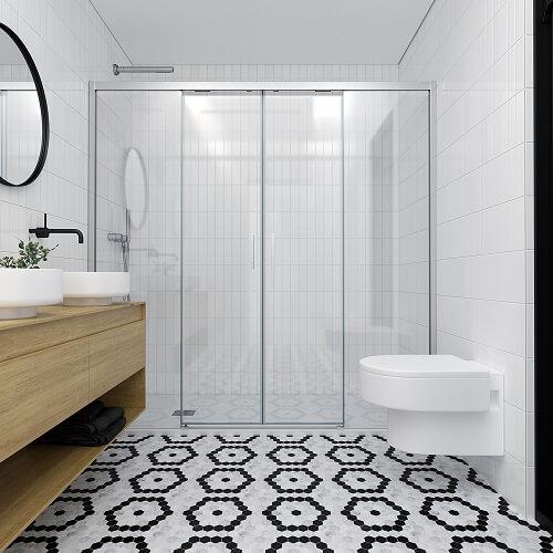 Higienização máxima é crucial nos novos espaços de duche para 2020