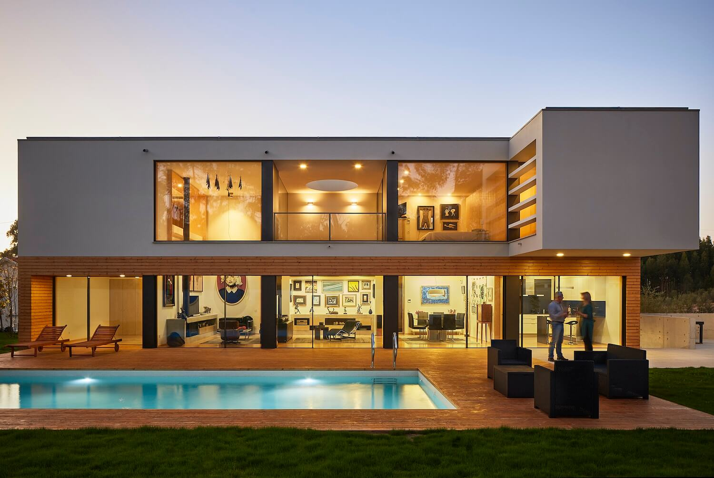 Casa CM . Atelier d'Arquitectura Lopes da Costa . © João Margalha
