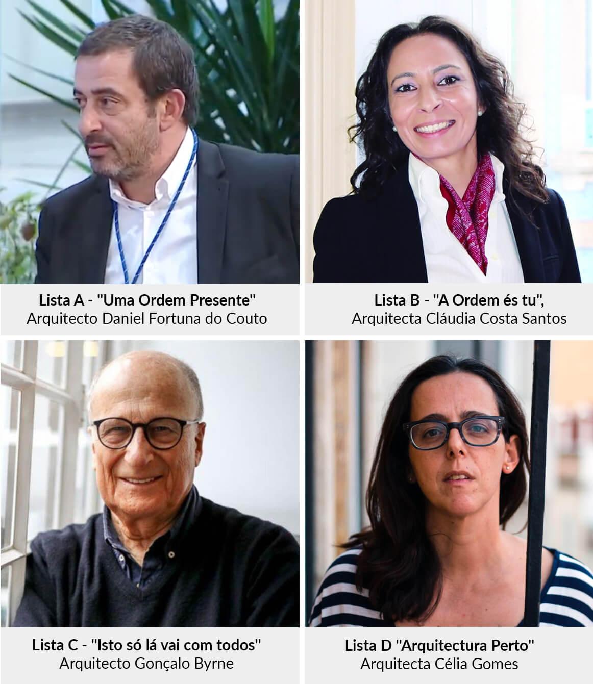 Arquitectos vão a eleições numa ordem que ensaia descentralização