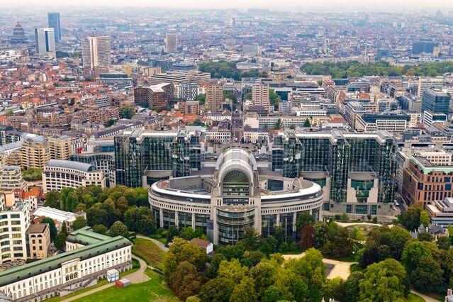 Renovação do Edifício Paul–Henri Spaak - Parlamento Europeu
