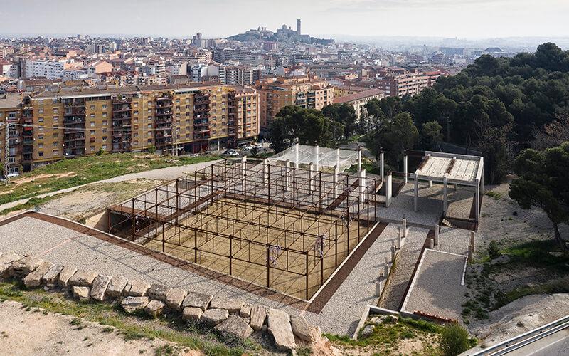 17. MUSEO DEL CLIMA Toni Gironés Lleida