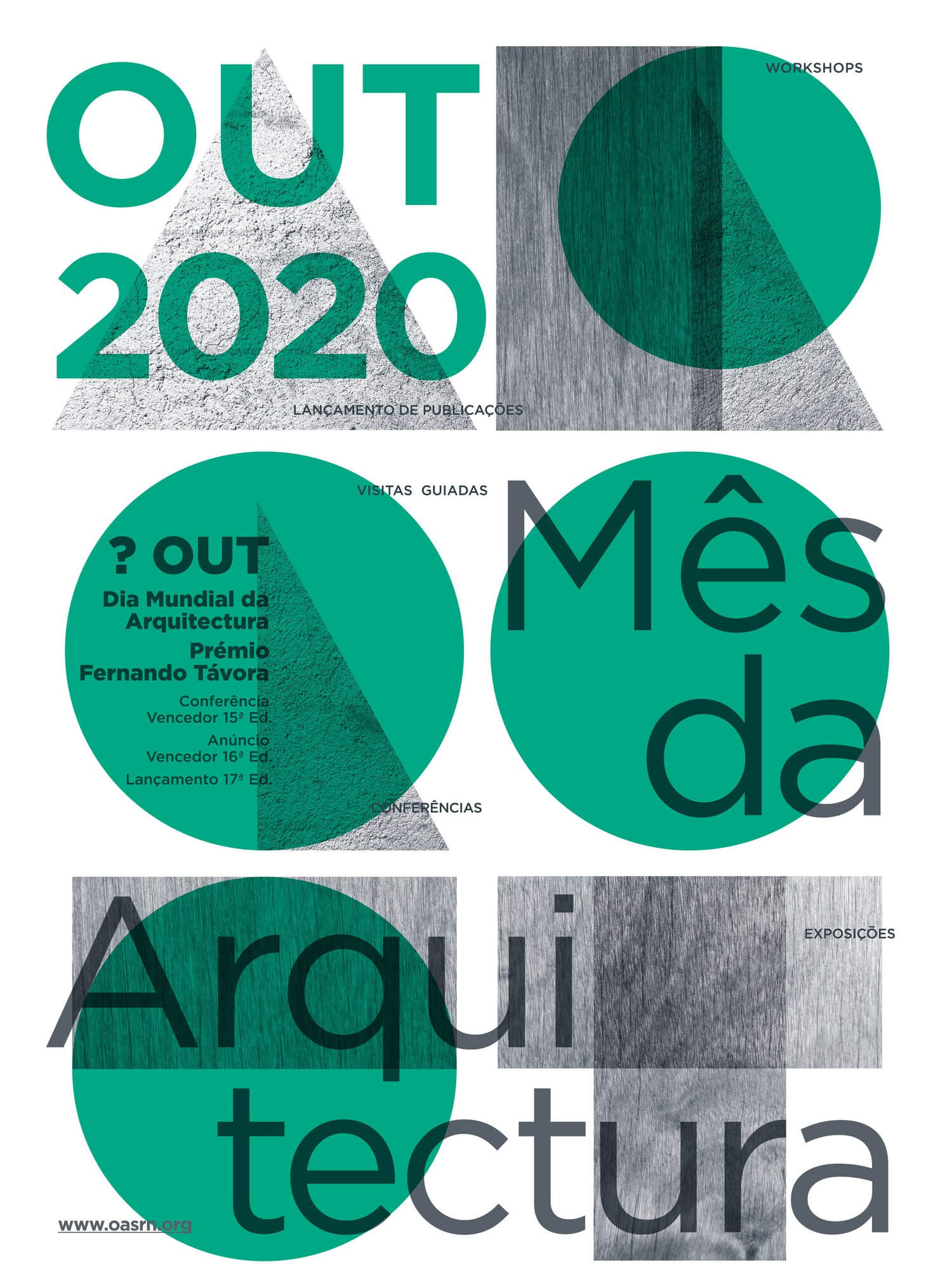 Candidaturas ARQ OUT | Mês da Arquitectura