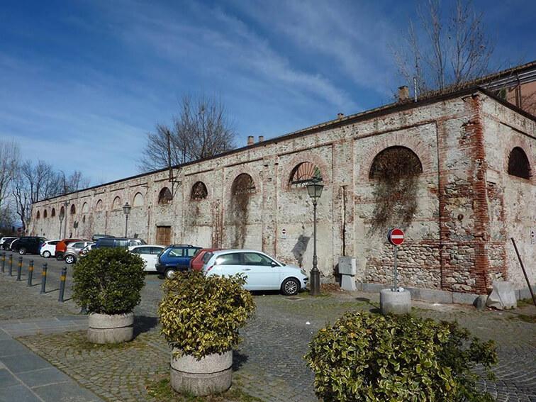 Concurso Requalificação de ex-edifício militar em Cuneo