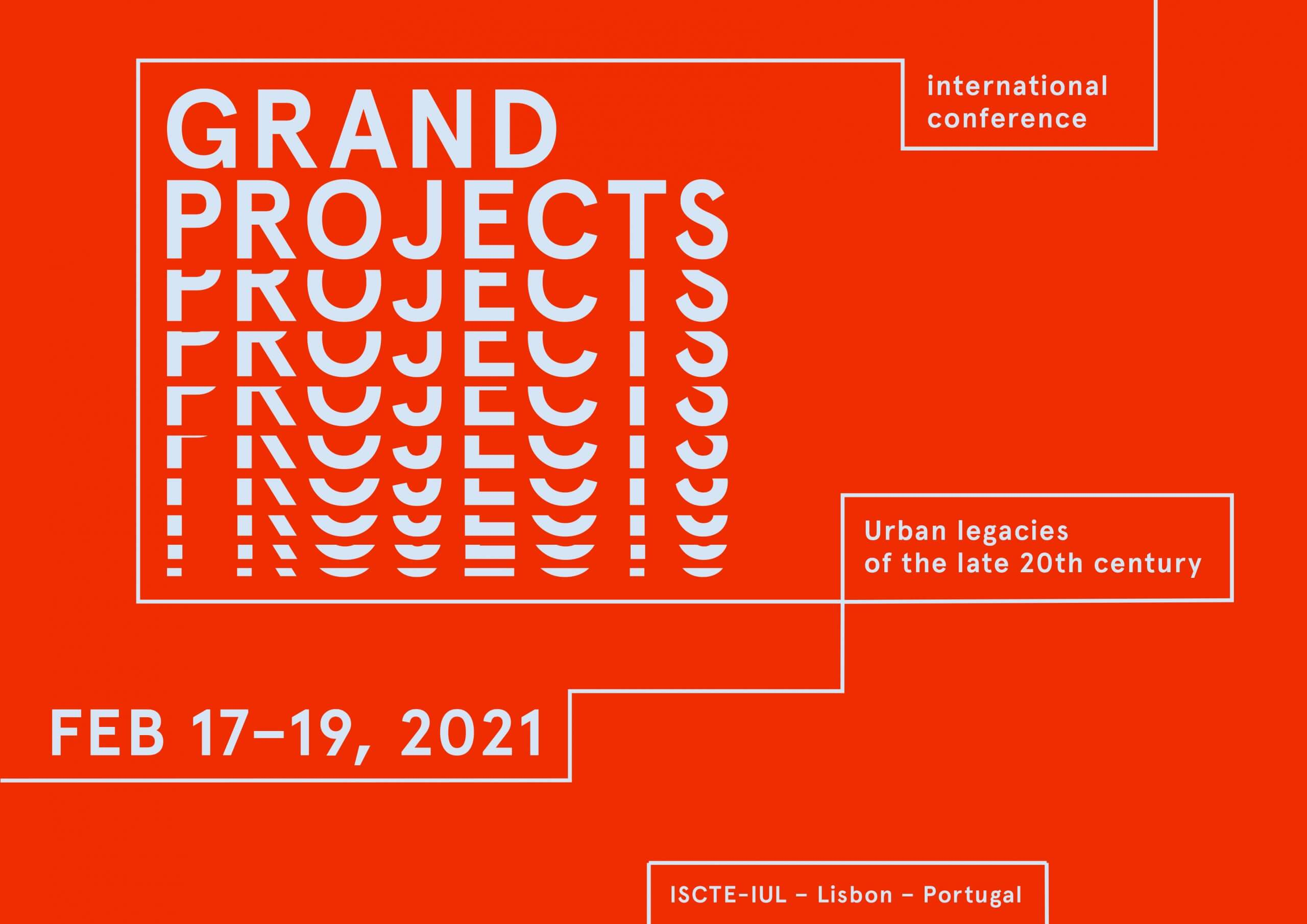Grand Projects – Urban legacies of the late 20th Century
